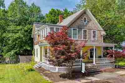 Strafford County Single Family Home For Sale: 7 King Street