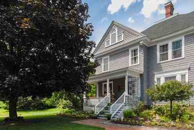 Concord Single Family Home For Sale: 96 School Street