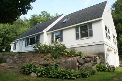 Sandwich Single Family Home Active Under Contract: 240 Mountain Road