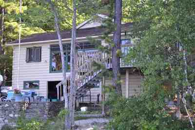 Carroll County Single Family Home For Sale: 35 Bay Point Road