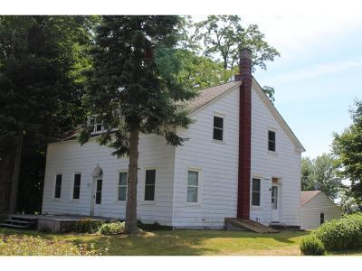 Alburgh Single Family Home For Sale: 25 Center Bay Road