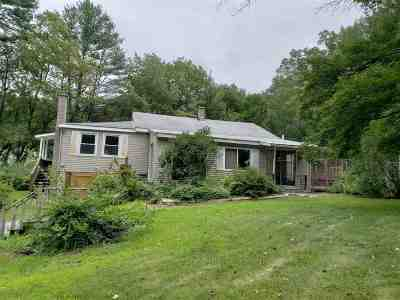 Pembroke Single Family Home Active Under Contract: 401 Borough Road