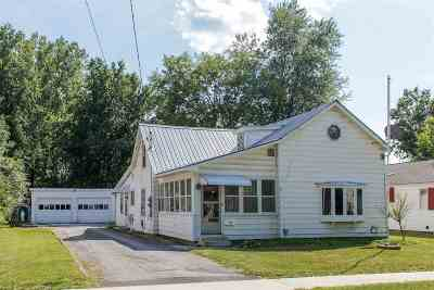 St. Albans City Single Family Home Active Under Contract: 164 Pearl Street