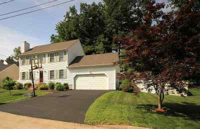 Nashua Single Family Home For Sale: 6 Whittemore Place