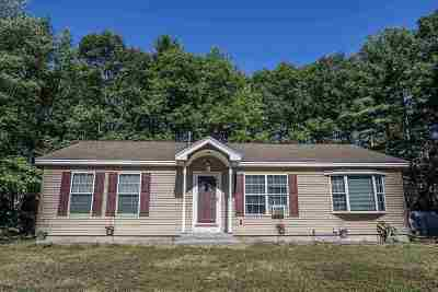 Raymond Single Family Home Active Under Contract: 11 Clover Court