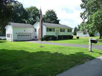 Hooksett Single Family Home For Sale: 6 Goonan Road