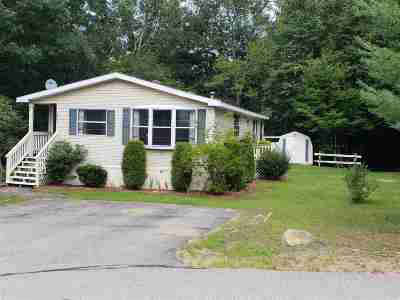 Loudon Mobile/Manufactured For Sale: 95 Redwood Road