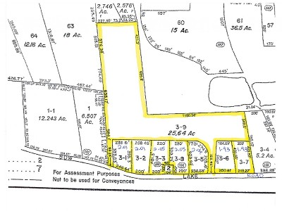 Belknap County Residential Lots & Land For Sale: Bow Lake Road