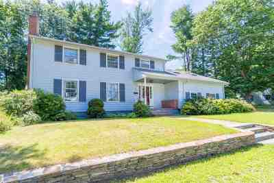 Single Family Home Active Under Contract: 6 Seavey Street