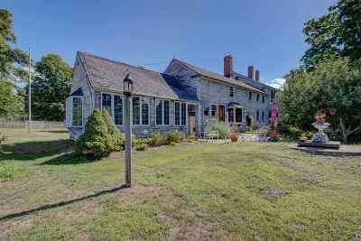 Nottingham Single Family Home For Sale: 209 Mill Pond Road