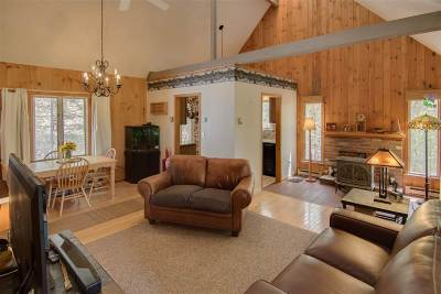 Campton Single Family Home For Sale: 185 Reservoir Road