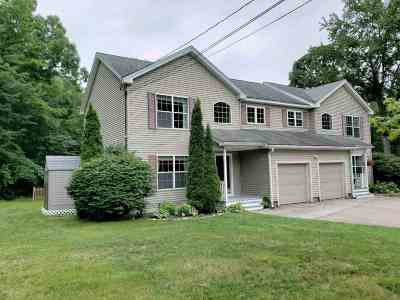 Hooksett Condo/Townhouse Active Under Contract: 30 A Dale Road
