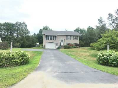 Morristown VT Single Family Home For Sale: $239,900