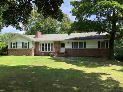 Salem Single Family Home For Sale: 82 Zion Hill Road
