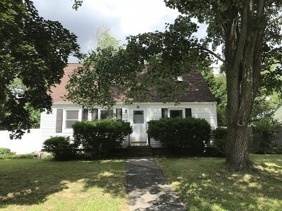 Nashua Single Family Home Active Under Contract: 47 Marie Avenue