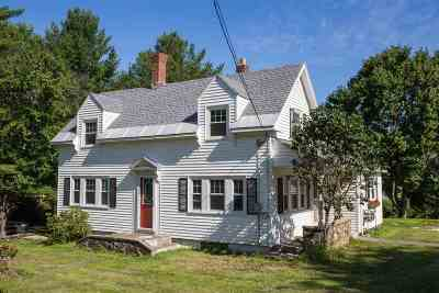 Dover Single Family Home For Sale: 217 Tolend Road