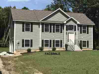 Hooksett Single Family Home For Sale: 15 Highland Avenue