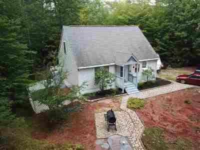 Hillsborough Single Family Home For Sale: 44 Poverty Plain Road