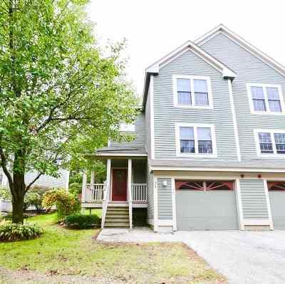 Hooksett Condo/Townhouse For Sale: 1465 Hooksett Road #79