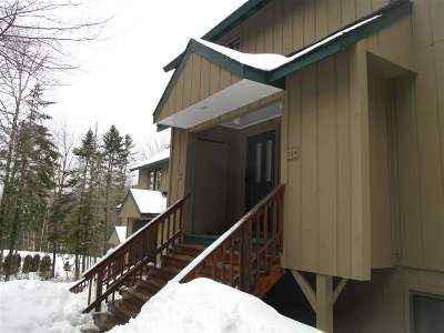 Waterville Valley Rental For Rent: 6 Windsor Hill Way #53