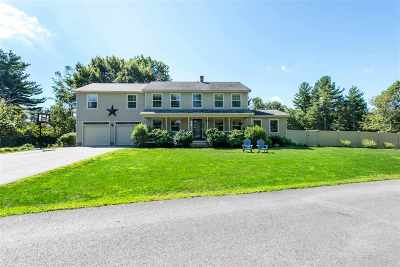 South Berwick Single Family Home Active Under Contract: 11 High Knoll Drive