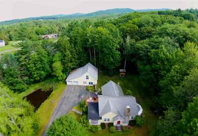 Littleton NH Single Family Home Active Under Contract: $315,000
