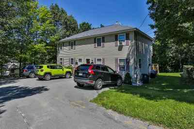 Nashua Single Family Home For Sale: 2 Nutt Street #B