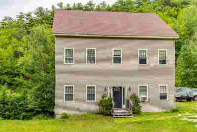 Gilford Single Family Home For Sale: 14 Cheshire Circle