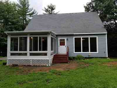 Epsom Single Family Home For Sale: 36 Whitetail Drive