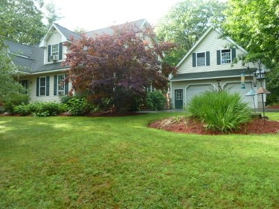 Pembroke Single Family Home Active Under Contract: 745 North Pembroke Road