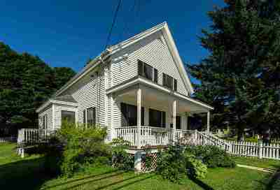 Single Family Home For Sale: 39 Sagamore Avenue