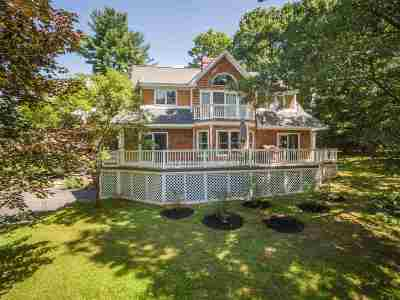 Single Family Home Active Under Contract: 8 Whippoorwill Lane