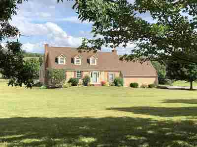Chittenden County Single Family Home For Sale: 33 Eastry Court