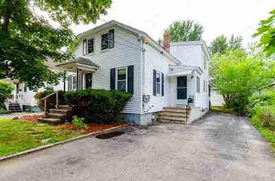Manchester Single Family Home For Sale: 116 Lancaster Avenue