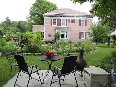 Fair Haven Single Family Home For Sale: 1 Fourth Street