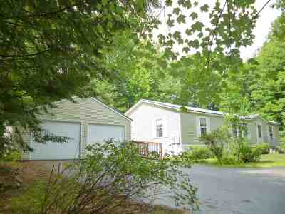 Wolfeboro Mobile/Manufactured For Sale: 11 Moultrie Drive