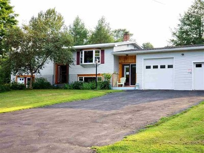 Lyndon Single Family Home For Sale: 1427 Pudding Hill Road