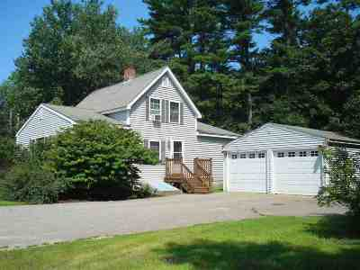 Epping Single Family Home For Sale: 135 Jenness Road