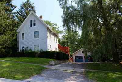 Rutland, Rutland City Multi Family Home For Sale: 10 High Street