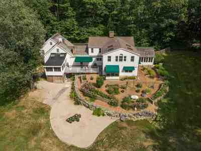 North Hampton Single Family Home For Sale: 160 Mill Road