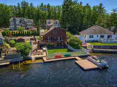 Salem Single Family Home For Sale: 169 Shore Drive