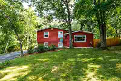 Manchester Single Family Home Active Under Contract: 1125 Wellington Road