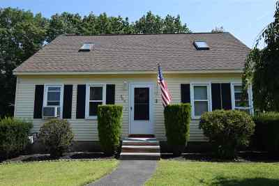 Manchester Single Family Home For Sale: 366 Day Street