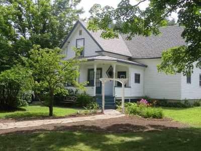 Rumney Single Family Home For Sale: 404 School Street