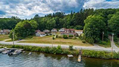Tilton Single Family Home For Sale: 834 Laconia Road #6