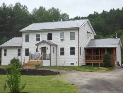 Plymouth Single Family Home For Sale: 24 River Road