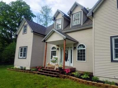 Franklin County Single Family Home For Sale: 51 Butternut Lane