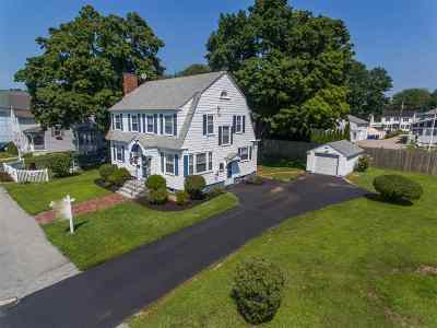 Manchester Single Family Home Active Under Contract: 165 Taylor Street