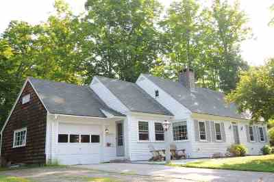 Henniker Single Family Home Active Under Contract: 6 The Oaks