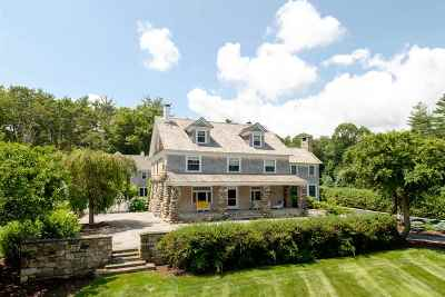 North Hampton Single Family Home For Sale: 12 Chapel Road